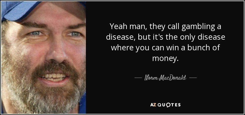 He's not wrong!